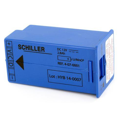 0018 batteria DAE Shiller FRED EASY-2